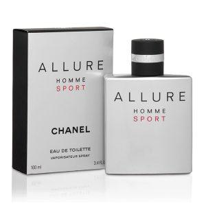 ادکلن مردانه شنل الور هوم اسپورت Chanel Allure Homme Sport