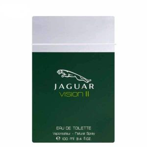 جعبه عطر مردانه جگوار ویژن 2 Jaguar Vision II