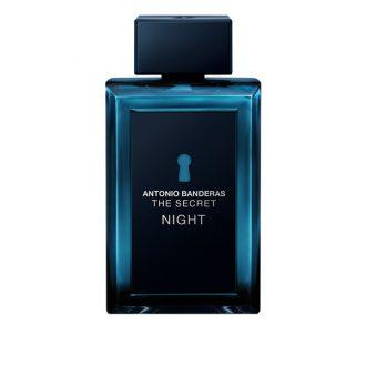 ادکلن مردانه آنتونیو باندراس سکرت نایت Antonio Banderas Secret Night