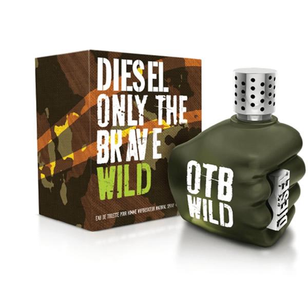 ادکلن مردانه دیزل آنلی دبریو وایلد Only The Brave Wild