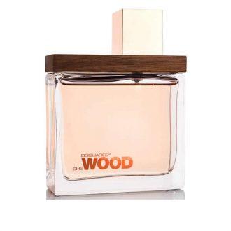 عطر زنانه دسکوارد2 شی وود Dsquared² She Wood Women EDP