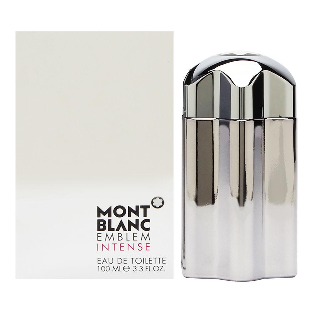 ادکلن مردانه مونت بلنک امبلم اینتنس Mont Blanc Emblem Intense