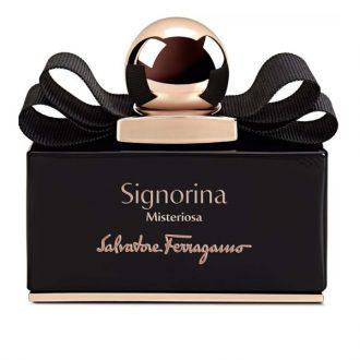 عطر زنانه سالواتوره فراگامو سیگنورینا میستریوسا Salvatore Ferragamo Signorina Misteriosa