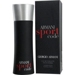 ادکلن مردانه جیورجیو آرمانی کد اسپورت Giorgio Armani Code Sport