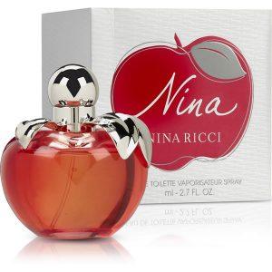 عطر زنانه نینا ریچی نینا Nina Ricci Nina 80ml EDT