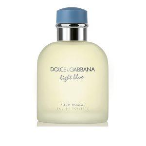 ادکلن مردانه دولچه گابانا لایت بلو Dolce&Gabbana Light Blue 125ml