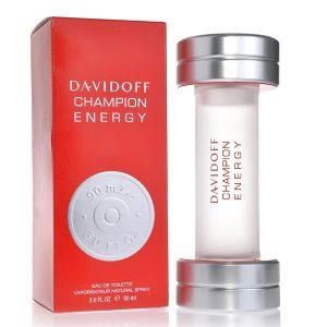 ادکلن مردانه دیویدف چمپیون انرژی Davidoff Champion Energy Men EDT