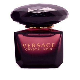 عطر مینیاتوری زنانه ورساچه کریستال نویر Versace Crystal Noir EDT
