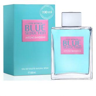 عطر زنانه آنتونیو باندراس بلو سداکشن Blue Seduction 200ml