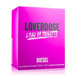 عطر زنانه دیزل لاوردوز Diesel Loverdose Women 75ml EDT