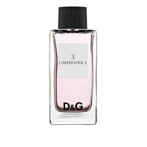 عطر زنانه-مردانه دولچه گابانا Dolce & Gabbana LImperatrice 3 EDP 100ml