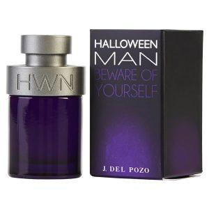 عطر مینیاتوری جسوس دل پوزو هالووین مردانه Halloween Man