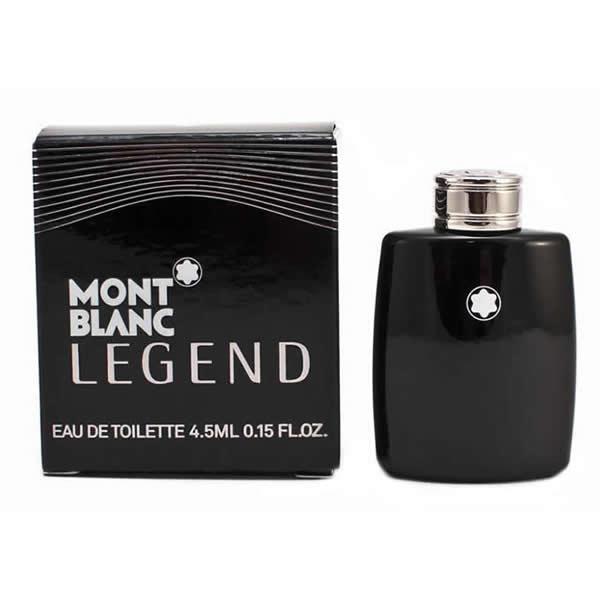 عطر مینیاتوری مردانه مونت بلنک لجند Mont Blanc Legend EDT
