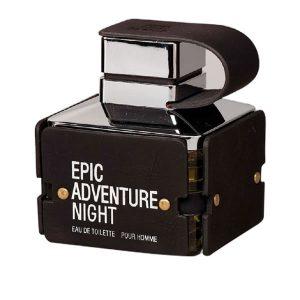 ادکلن مردانه امپر اپیک ادونچر نایت Emper Epic Adventure Night