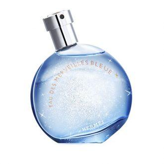 عطر زنانه هرمس او دس مرویلس بلو Hermes Eau des Merveilles Bleue