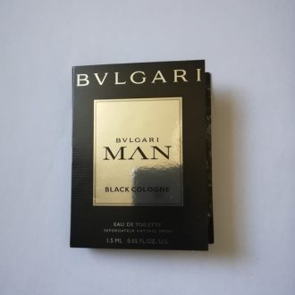 سمپل عطر بولگاری من بلک کلون Bvlgari Man Black Cologne
