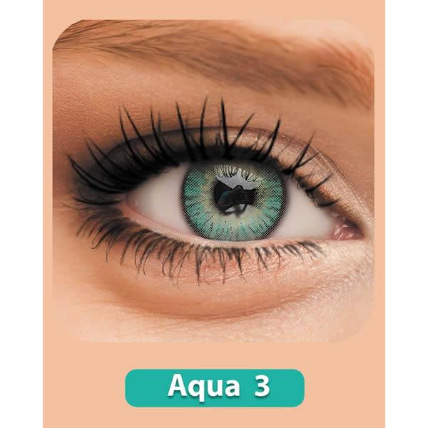 لنز رنگی اینوآر Inoar Aque 3