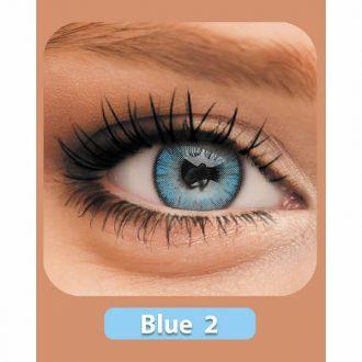 لنز رنگی اینوآر Inoar Blue 2