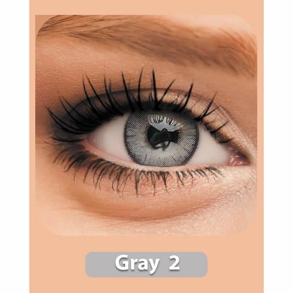 لنز رنگی اینوآر Inoar Gray 2