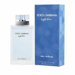 عطر زنانه لایت بلو اینتنس D&G Light Blue Intense