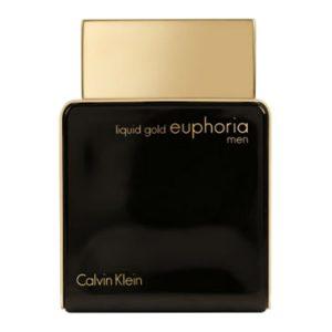 عطر مردانه ایفوریا لیکوید گلد Calvin Klein Liquid Gold Euphoria