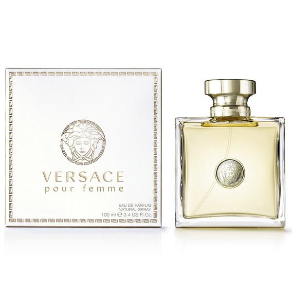 عطر زنانه ورساچه پور فمه Versace Pour Femme 100ml EDP