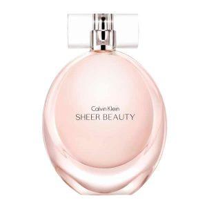 عطر زنانه کالوین کلین شیر بیوتی Calvin Klein Sheer Beauty