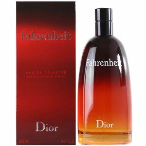 ادکلن مردانه دیور فارنهایت Dior Fahrenheit 100ml EDT