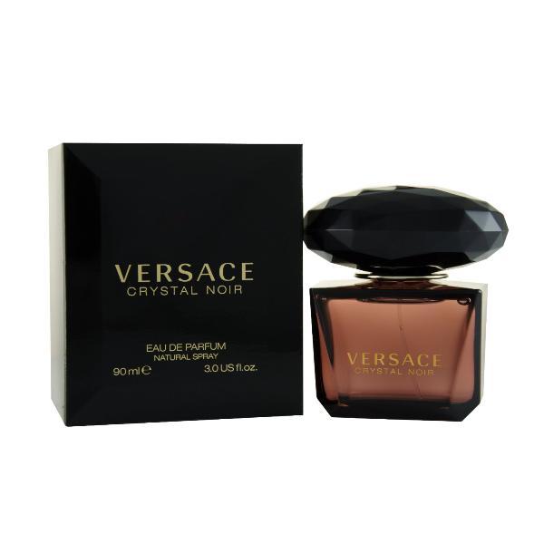 عطر زنانه ورساچه کریستال نویر Versace Crystal Noir 90ml EDP