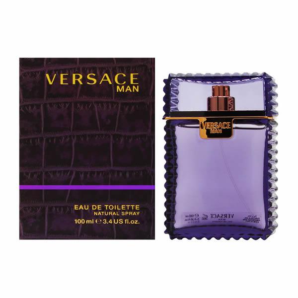 ادکلن مردانه ورساچه من Versace Man 100ml EDT