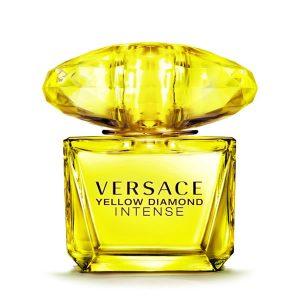 عطر زنانه ورساچه یلو دیاموند اینتنس Versace Yellow Diamond Intense