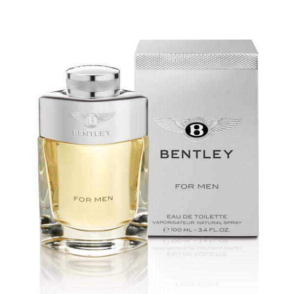 ادکلن مردانه بنتلی Bentley for Men 100ml EDT