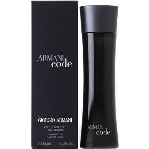 ادکلن مردانه جورجیو آرمانی آرمانی کد Giorgio Armani Armani Code