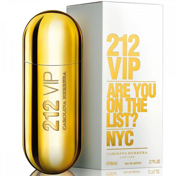 عطر زنانه کارولینا هررا 212 Carolina Herrera 212 VIP