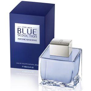ادکلن مردانه آنتونیو باندراس بلو سداکشن Antonio Banderas Blue Seduction
