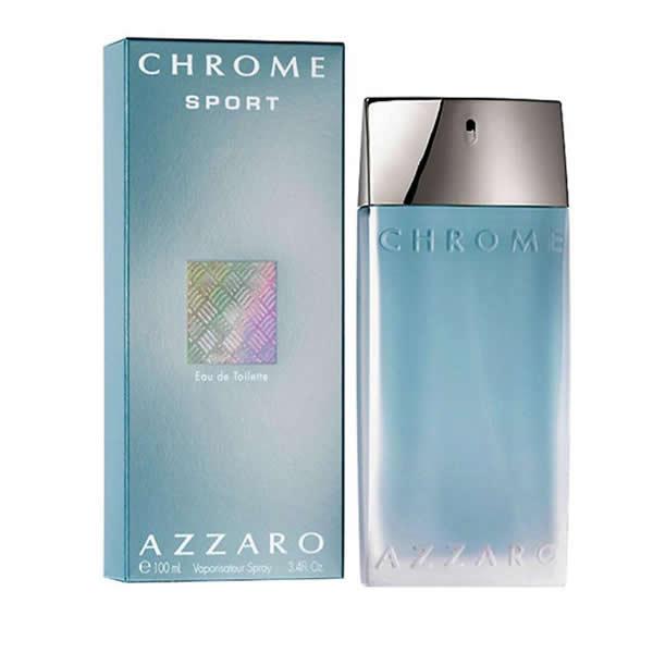 ادکلن مردانه آزارو کروم اسپورت Azzaro Chrome Sport
