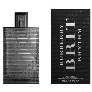 ادکلن مردانه بربری بریت ریتم مردانه Burberry Brit Rhythm 90ml