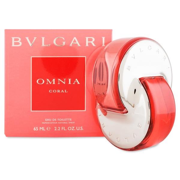 عطر زنانه بولگاری امنیا کورال BVLgari Omnia Coral Women EDT