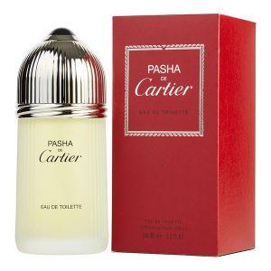 ادکلن مردانه کارتیر پاشا Cartier Pasha Men EDT