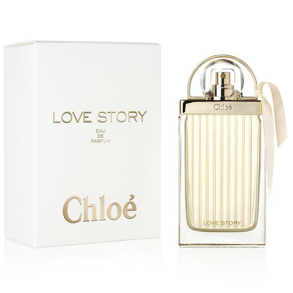 عطر زنانه کلوهه لاو استوری Chloe Love Story Women EDP