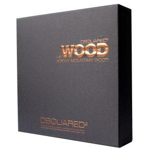ادکلن مردانه دسکوارد2 وود راکی مانتین He Wood Rocky Mountain