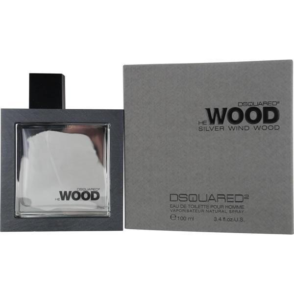 ادکلن مردانه دسکوارد2 وود سیلور وایند He Wood Silver Wind