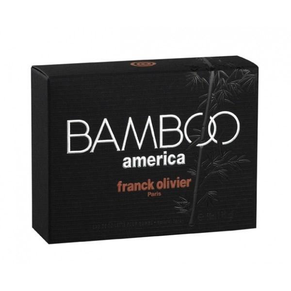 ادکلن مردانه فرانک الیویر بامبو آمریکا Franck Olivier Bamboo America