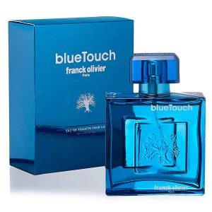 ادکلن مردانه فرانک اولیویر بلو تاچ Franck Olivier Blue Touch