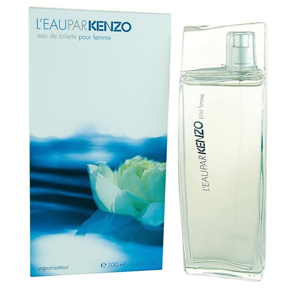 عطر زنانه کنزو لئو پار Kenzo L'Eau par Women EDT