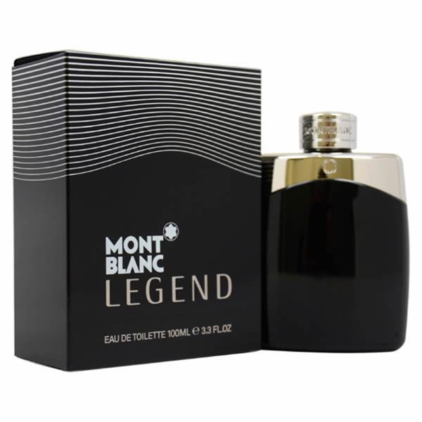 ادکلن مردانه مونت بلنک لجند Mont Blanc Legend 100ml EDT