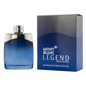 ادکلن مردانه مونت بلنک لجند اسپشال Mont Blanc Legend Special