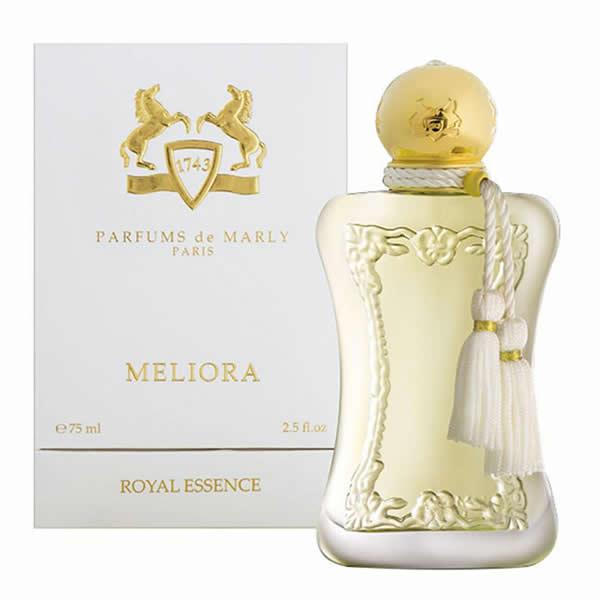عطر زنانه پارفومز د مارلی ملیورا Parfums de Marly Meliora