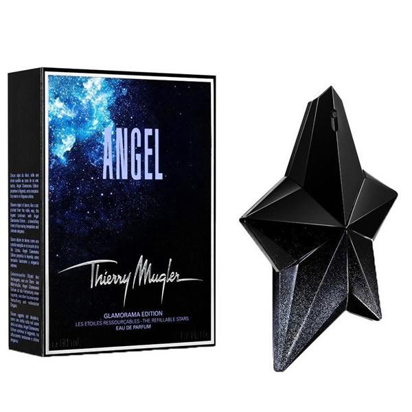 عطر زنانه تیری موگلر آنجل گلموراما Thierry Mugler Angel Glamorama