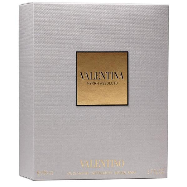 عطر زنانه والنتینو والنتینا مر اسولوتو Valentino Valentina Myrrh Assoluto